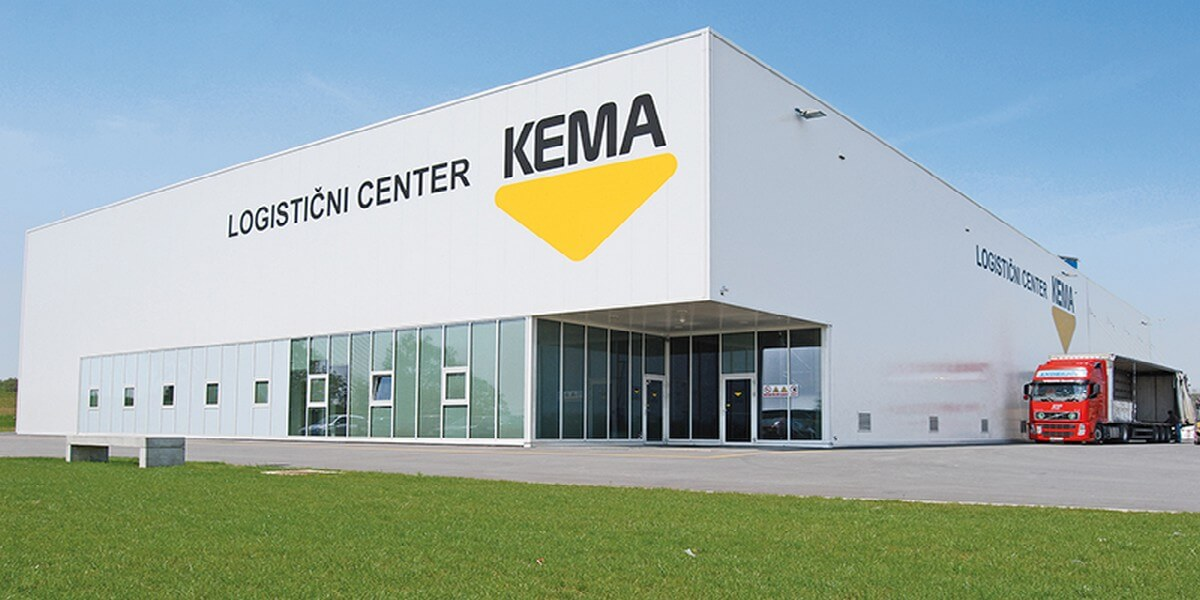 Logisticni center Kema